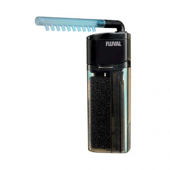 filtro interno fluval nano interior