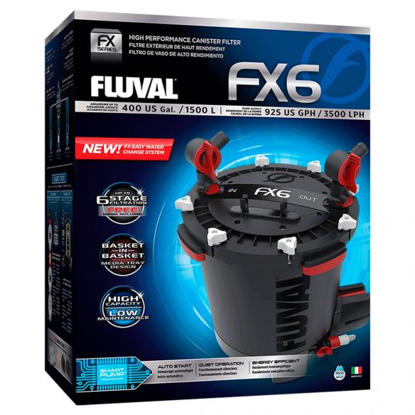 Fluval FX6 comprar