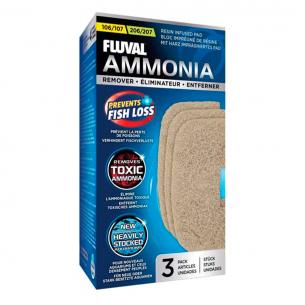 Eliminador amoniaco fluval serie 07