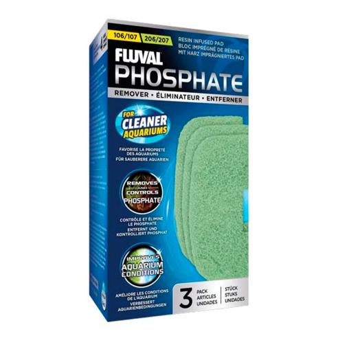 Eliminador Fosfato fluval serie 07