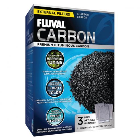 Carbón Activado Fluval 100g