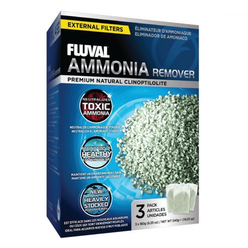 Eliminador de Amoniaco Fluval 210g