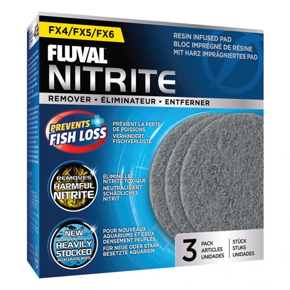 Eliminadora de nitrito fluval Fx