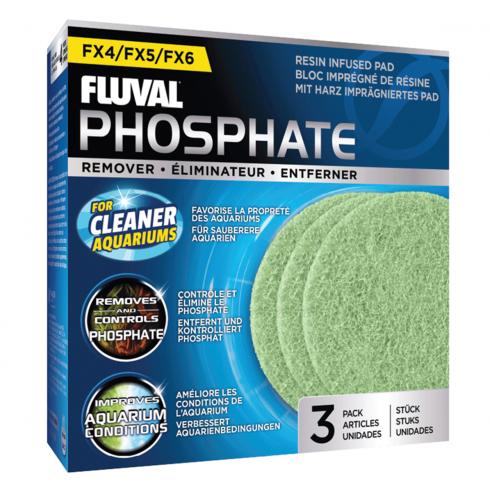 Eliminadora de fosfato Fluval Fx