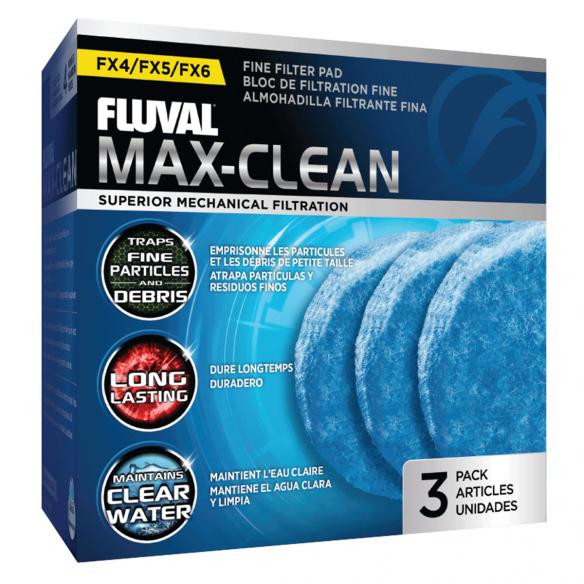 Foamex Max-Clean fluval Fx