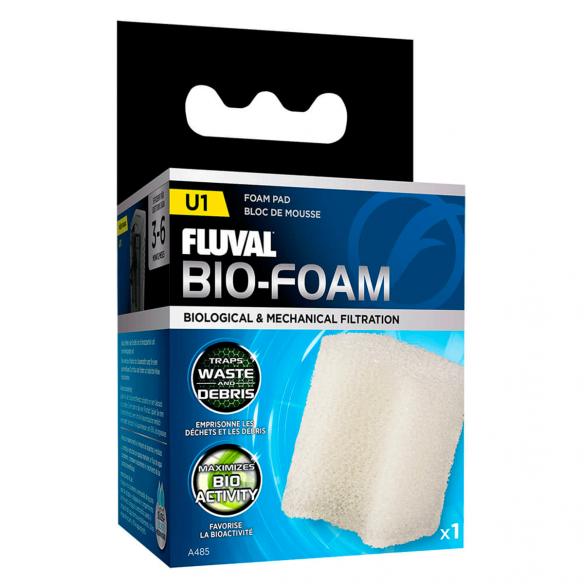 Foamex fluval U1