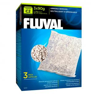 Eliminador de Amoniaco Fluval C2