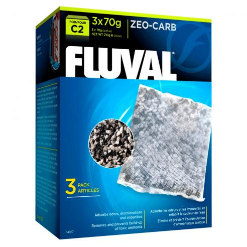 Zeo-Carb Fluval C2